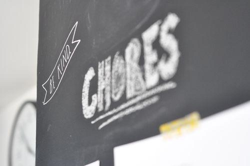 Chores_checklists_children