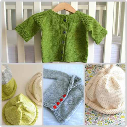 modern, nursery, vintage, baby, decor, mommycoddle, handknits for baby, knits