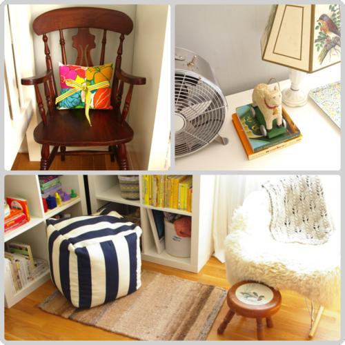 modern, nursery, vintage, baby, decor, mommycoddle
