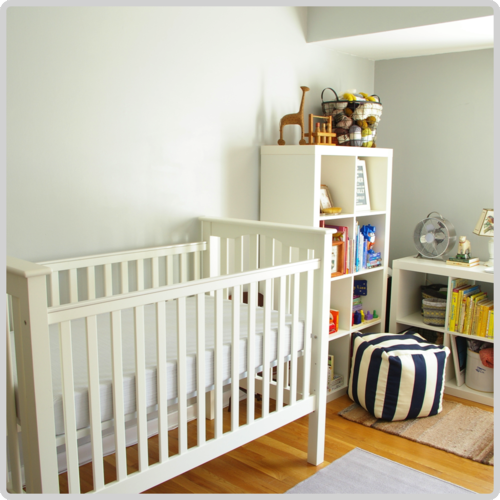modern, nursery, vintage, baby, decor, mommycoddle